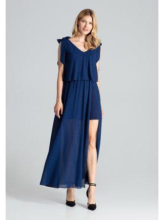 Figl šaty  -  námořnická