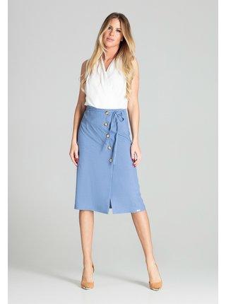Figl sukně  -  modrá