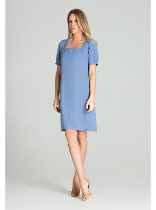 Figl šaty  -  modrá