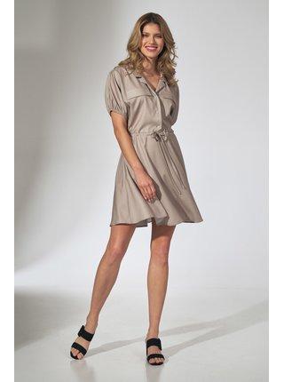 Figl šaty  -  béžová