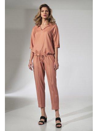 Figl kalhoty  -  oranžová