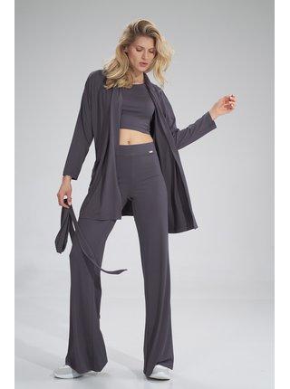 Figl kalhoty  -  šedá