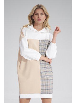 Figl šaty  -  EcRU / béžová