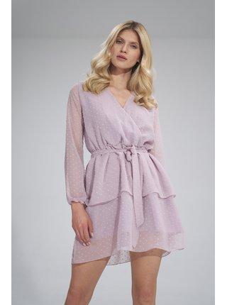 Figl šaty  -  fialová