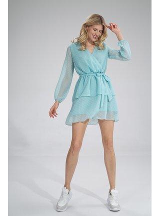 Figl šaty  -  máta