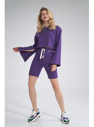 Figl šortky  -  fialová