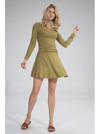 Figl sukně  -  světlá