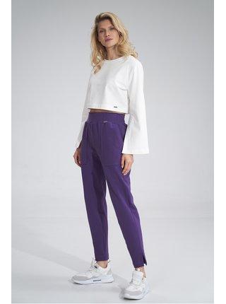 Figl kalhoty  -  fialová