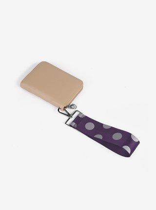Vuch béžové peňaženka Chara