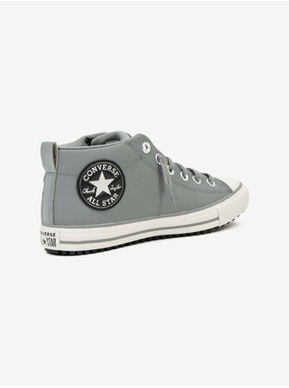 Chuck Taylor All Star Street Boot Fleece Lined Tenisky dětské Converse