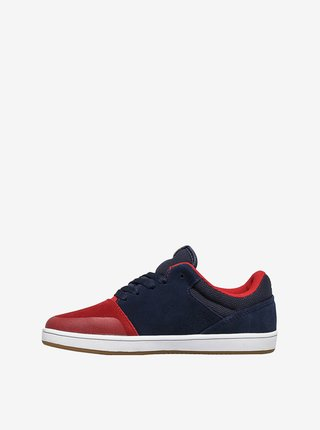 Etnies Marana RED/BLUE/WHITE letní boty dětské - modrá