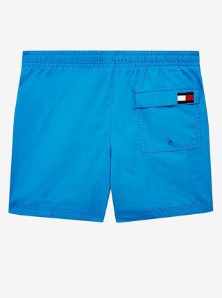 Tommy Hilfiger modré plavky Medium Drawstring