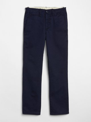 Modré chlapčenské nohavice GAP