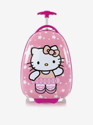 Dětský kufr Heys Kids Hello Kitty 3