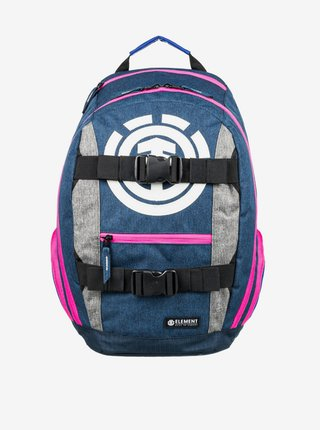 Element MOHAVE ECLIPSE HEATHER batoh do školy - modrá