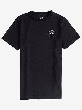 Billabong AURORA black dětské triko s krátkým rukávem - černá