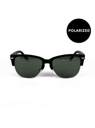 Černé dámské polarizační sluneční brýle VUCH Ellie