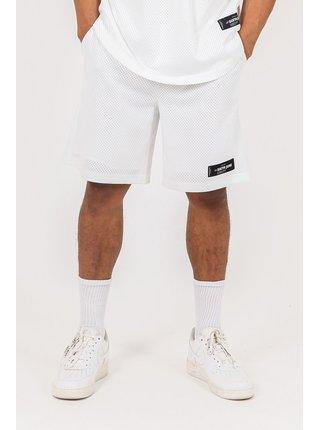 Pánske cassé blanc logo mesh Short