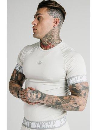Krémové pánské tričko TEE TECH TAPE SCOPE S/S