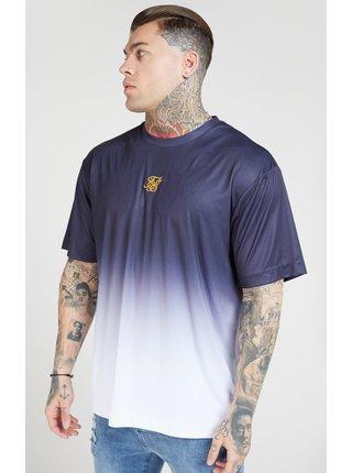 Tmavě modré pánské tričko TEE ESSENTIAL S/S