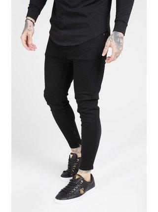 Černé pánské skinny fit džíny DENIMS CROTCH DROP