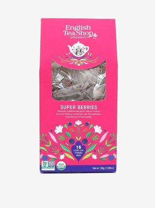 Super ovocný čaj English Tea Shop (15 pyramidek)