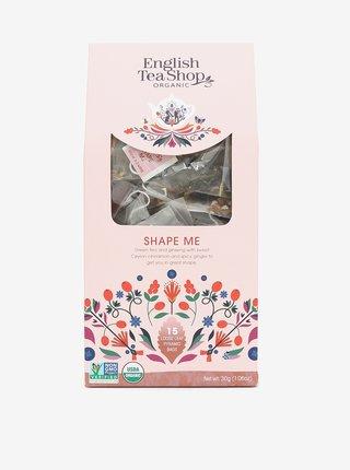 Welness Bylinný čaj Tvaruj ma English Tea Shop (15 pyramíd)