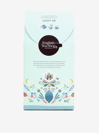 Welness Bylinný čaj Pro Spánek English Tea Shop (15 pyramidek)