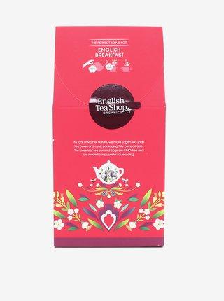Čierny čaj English Breakfast English Tea Shop (15 pyramíd)