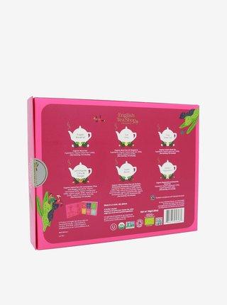 Prémiová papírová kolekce čajů English Tea Shop (48 sáčků)