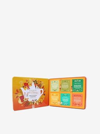 Dárková plechová kazeta čajů Super Goodness English Tea Shop (36 sáčků)