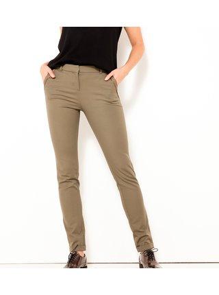 Světle hnědé kalhoty CAMAIEU