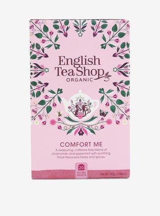 Wellness Čaj Utiš mě Mandala English Tea Shop (20 sáčků)