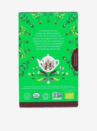 Černý čaj s mátou Mandala English Tea Shop (20 sáčků)