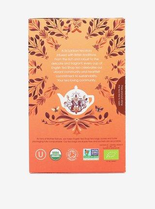 Čaj Kakao, skořice a zázvor Mandala English Tea Shop (20 sáčků)
