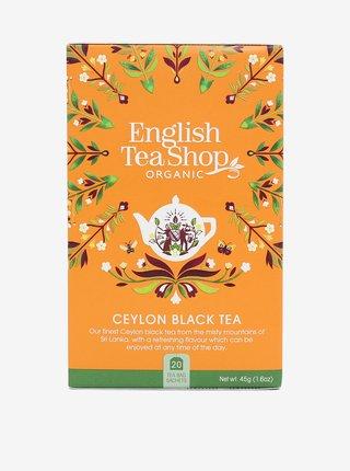 Cejlonský černý čaj Mandala English Tea Shop (20 sáčků)