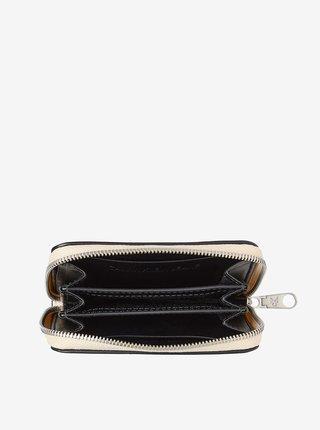 Krémová dámska peňaženka Calvin Klein