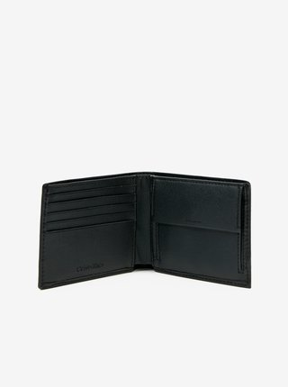 Čierna pánska peňaženka Calvin Klein