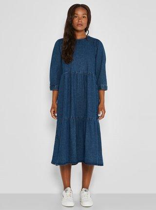 Šaty na denné nosenie pre ženy Noisy May - modrá