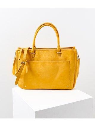 Žltá kabelka CAMAIEU