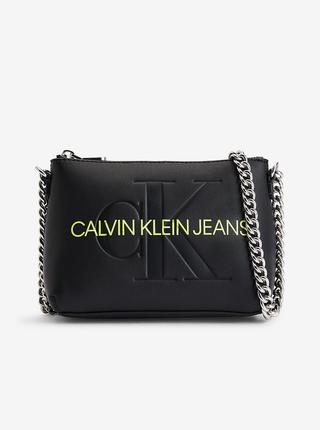 Černá crossbody kabelka Calvin Klein