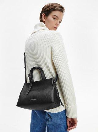 Čierna dámska kabelka Calvin Klein