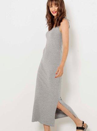 Letné a plážové šaty pre ženy CAMAIEU - sivá
