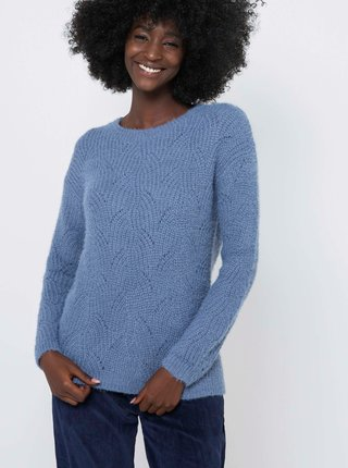 Modrý svetr CAMAIEU