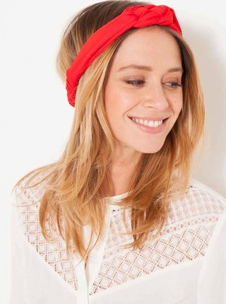 Čiapky, čelenky, klobúky pre ženy CAMAIEU - červená