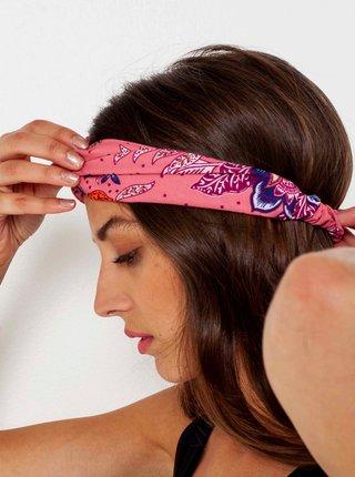 Čiapky, čelenky, klobúky pre ženy CAMAIEU - ružová