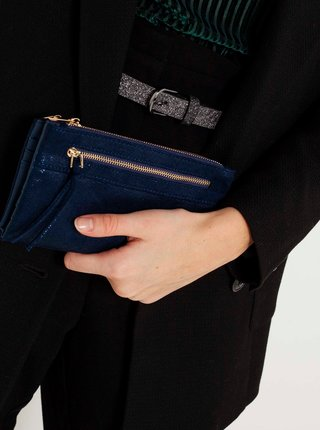 Peňaženky pre ženy CAMAIEU - tmavomodrá