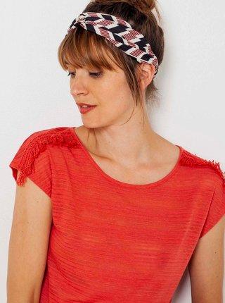 Čiapky, čelenky, klobúky pre ženy CAMAIEU - čierna, biela