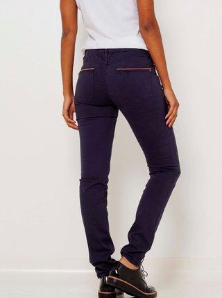 Nohavice pre ženy CAMAIEU - tmavomodrá