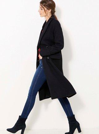 Kabáty pre ženy CAMAIEU - čierna